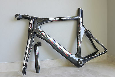 Mint Condition New Look 496 TT/Triathlon Frame: Collectors Item