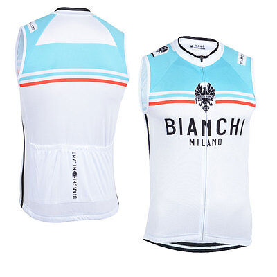 New Mens Outdoor Bike Sports Cycling Vests Sleeveless Jersey 3 Pockets Tops Wear