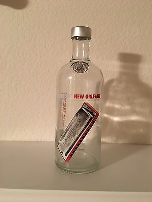 Absolut Vodka New Orleans 750 EMPTY No alcohol
