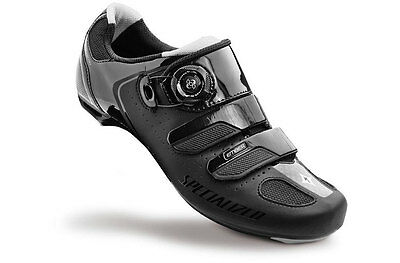 New-Old-Stock Specialized Women/'s Ember Road Shoes Black w//White BOA 2//3 Bolt