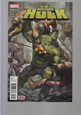 Totally Awesome Hulk #18 - Regular Cover - Marvel Comics - 2017