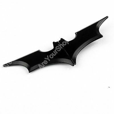 New Men's Black Batman Folding Magnetic Alloy EDC Metal Holder Money Clip US