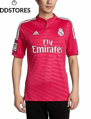 adidas Real Madrid Maillot extérieur Homme Blast Pink F13 White FR XXL...