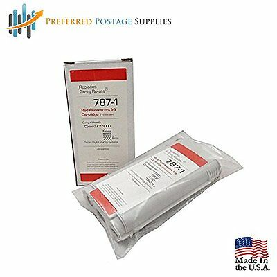 Ink Cartridge, 787-1, 787-2, Max Volume Production, Preferred Postage Supplies
