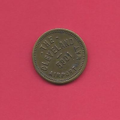 Maverick Trade Token from The Cleveland in Seattle, Washington
