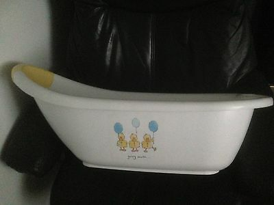 baby bath and top and tail excellent condition collect south ockendon