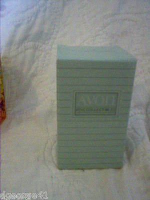 Avon Fine Collectibles 1987 Christmas Bell Original Box