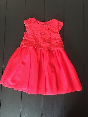 Earlydays NEW Girls Dress 9-12 Months