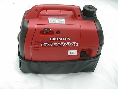 BOTTOM GENERATOR COVER  HONDA EU2000i NEW BLACK Ok to Run with cover on Camping