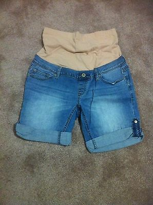 Maternity Shorts Jeans west Size 10