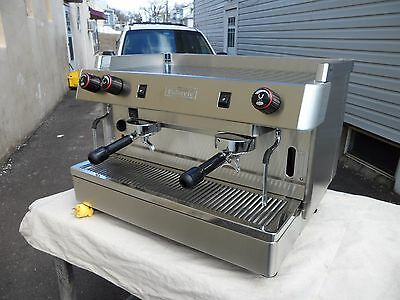 *NEW* 2 Group Espresso Cappuccino Machine GREAT DEAL!!!
