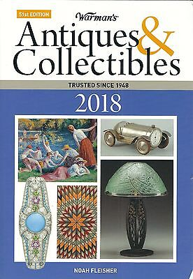 Warmans' Antiques & Collectibles 2018--New