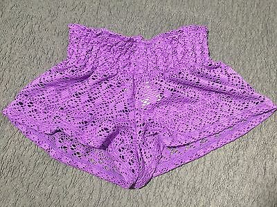 Circo Girls Cover Up Swimsuit Shorts ~ Purple ~ Pick Size ~