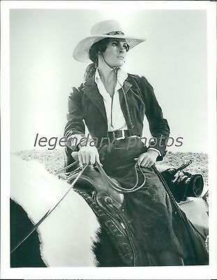 1968 Bandolero Original Press Photo Printed 1972 Dean Martin Raquel Welch