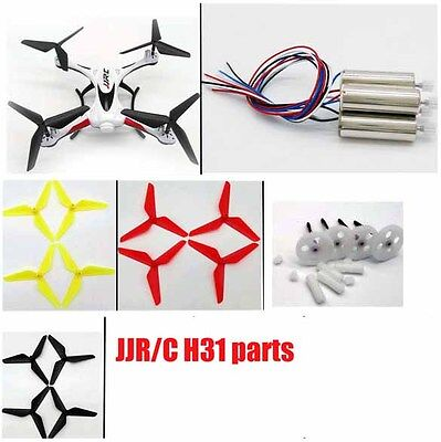 H31 Big gears Motor gear propeller engines upgrade 3 blades for jjrc H31