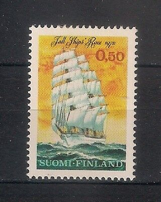 Finland  1972  * Mh - Boats - 6/1
