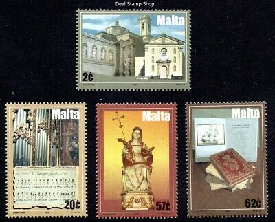 Malta 2004 Art Complete Set SG1392 - 1395 Unmounted Mint