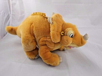 "Land Before Time Cera Plush 7"" Tall JC Penney Has Issues"