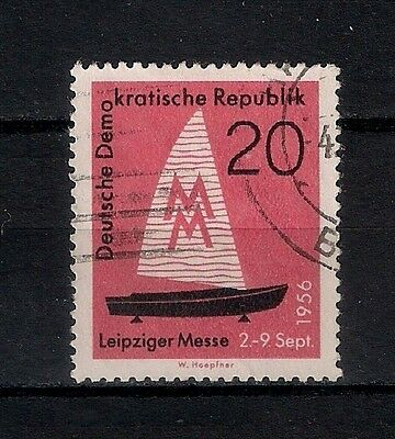 Germay Ddr 1956  Used - Boats  - 6/1