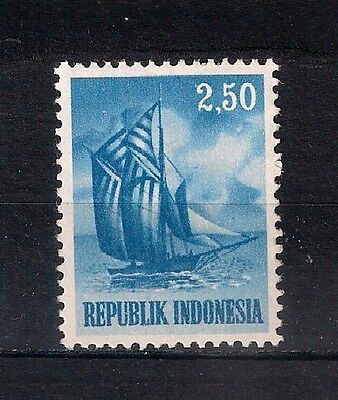Indonesia * Mh - Boats  - 6/1