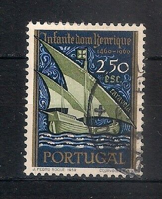 Portugal  1960  Used - Boats  - 6/1