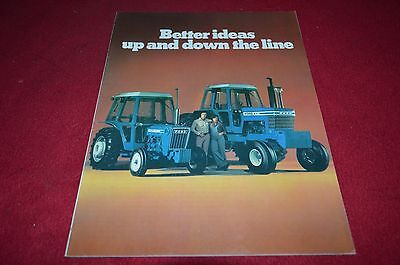 Ford Tractor Buyers Guide In 1977 Dealer's Brochure BWPA