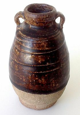 12th to 14th Century Thai Sawankhalok Pottery Jug - Excellent Condition