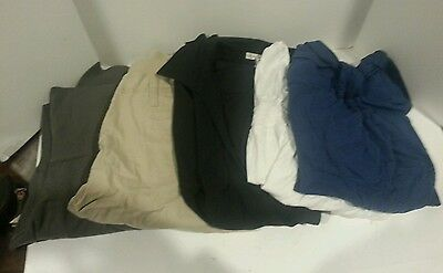 Lot of 5 spring/summer clothing old navy Maternity Size M great condition lot 12