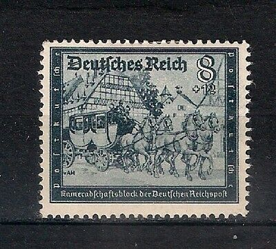 GERMANY REICH * MH - stagecoach  - 6/2