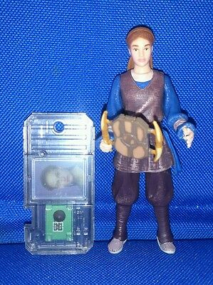 Star Wars Padme Amidala Naberrie figure with weapon loose TPM Phantom Menace