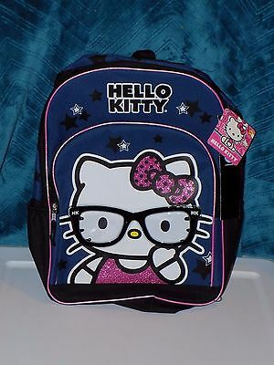 Sanrio Hello Kitty Backpack Bag SIL-3429 - New with Tags!