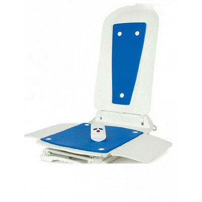 New - Bathmaster Deltis UK Complete with Blue Covers - Free Shipping