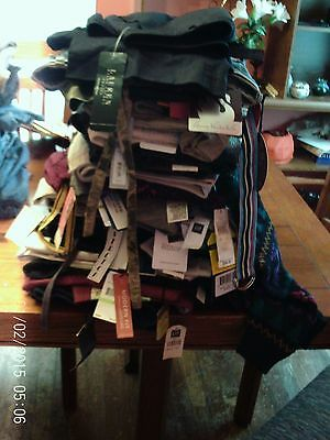 27 PIECE RESALE WHOLESALE-ALL NEW WITH TAGS CLOTHES CLOTHING LOT $1000.00 Retail