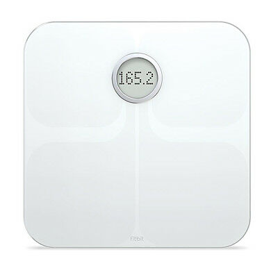 NEW Fitbit - FB201W - Aria Wi-Fi Smart Scale - White from Bing Lee