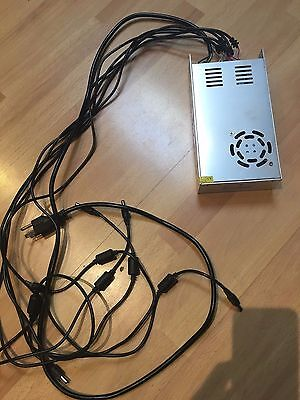 Gridseed Bitcoin/Litecoin Miner Power Supply 12v 30a Standalone