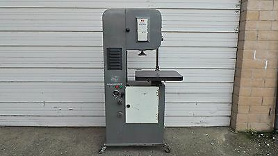 Vertical steel cutting Contour band saw bandsaw metal fab