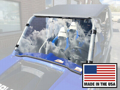 RZR Full Windshield HARD COATED! 570, 800, XP 900 4 XP4  Polaris Polycarbonate