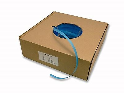 19mm x 1000m Blue Band Poly Strap140kg Breakload Strapping Polypropylene Packing
