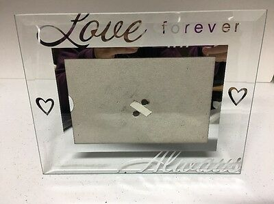 Love Forever Happiness Always 5 12x312photo Frame 799