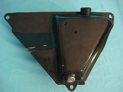 Harley Oil Tank - Stock 1992 Electraglide Oil Tank - Used - Good Condition