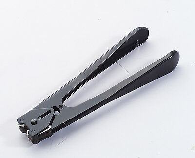 12mm Steel Strapping Crimper Hand Tool Sealer for Steel Straps