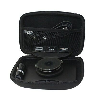 Shock Resistant Carrying Cover Case for 6 inch GPS Satellite Navigator MU