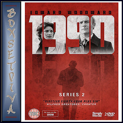 1990 - Complete Series 2   *** Brand New Dvd***
