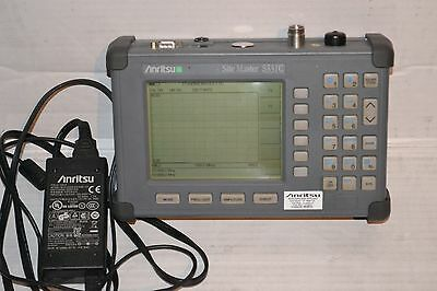 Anritsu S331C Site Master Cable and Antenna Analyzer