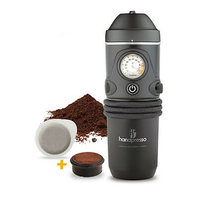 Handpresso Auto 12v - Espresso Machine for the Car