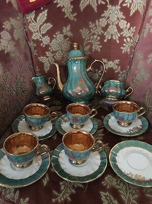 Coffee Set 14 Pieces