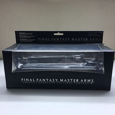 FF8 Final Fantasy Master Arms Squall Gun blade Square Enix From Japan New