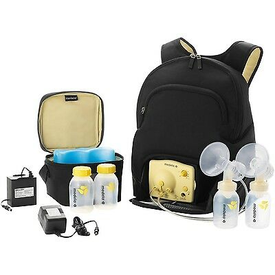 NEW Medela Pump In Style Advanced Double Breastpump with Backpack