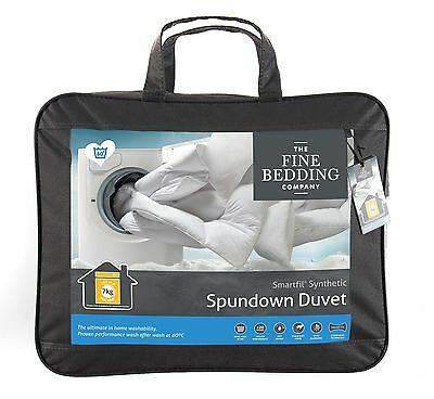 The Fine Bedding Company® Spundown Duvet Luxury Fully Washable Microfibre Quilts