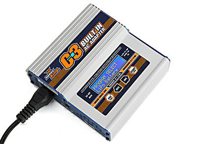 RC HobbyKing C3 50W Charger/Discharger (AC/DC) (AU Plug)